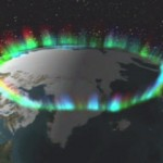 Creative writing inspiration: Northern Lights from space