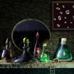Writing ideas: magical potions